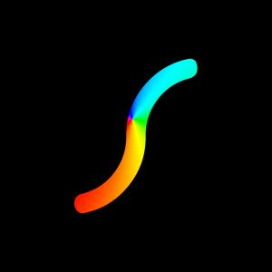 Spectrum colouring app logo