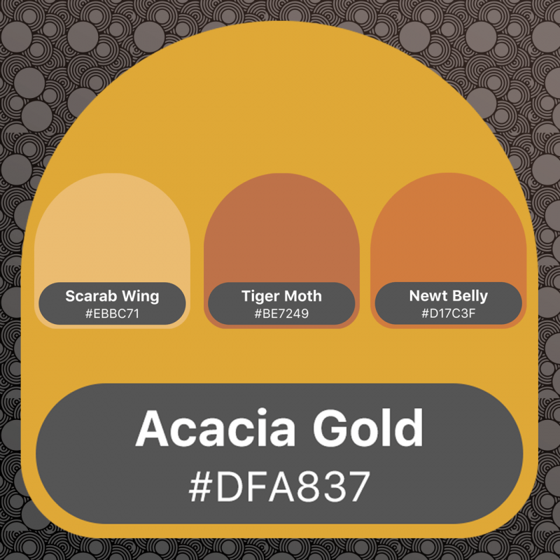 Acacia Gold and other oranges